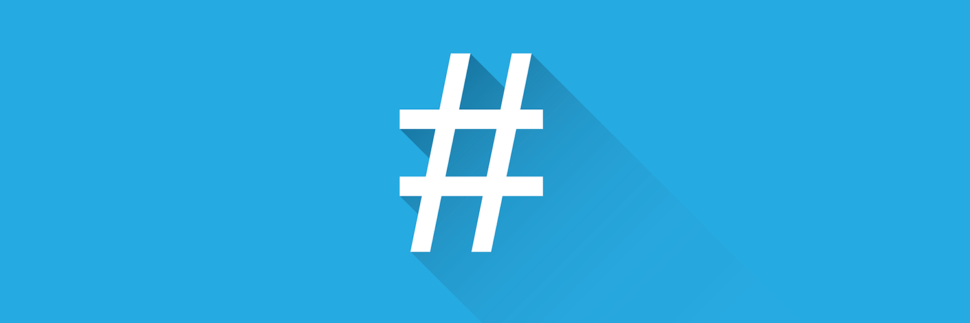 Kilka faktów o hashtagach