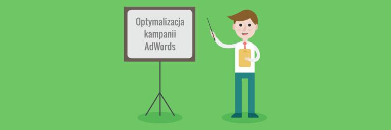 Optymalizacja kampanii AdWords