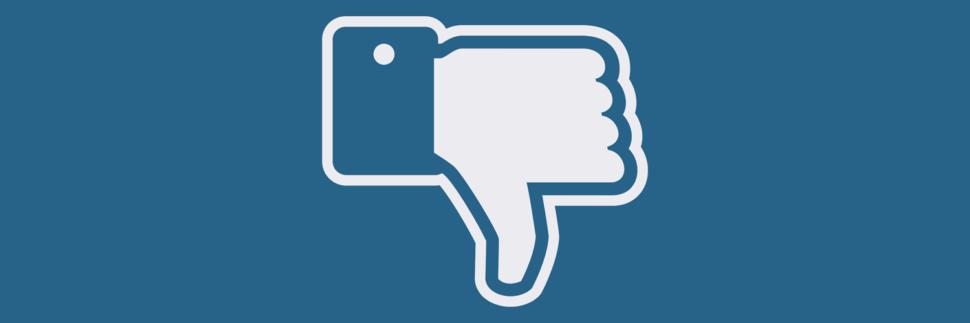 Poznaj błędy podczas prowadzenia profilu na Facebooku