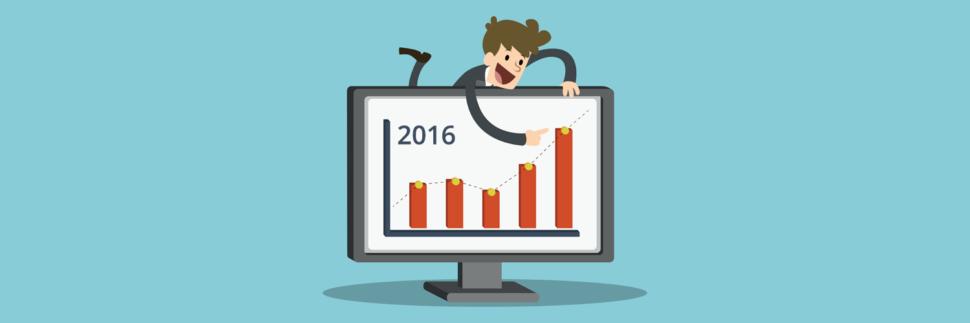 Pozycjonowanie w 2016 roku - trendy i prognozy