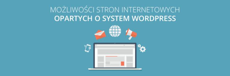 Strony internetowe z WordPress