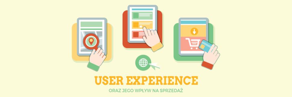 Wpływ user experience na sprzedaż