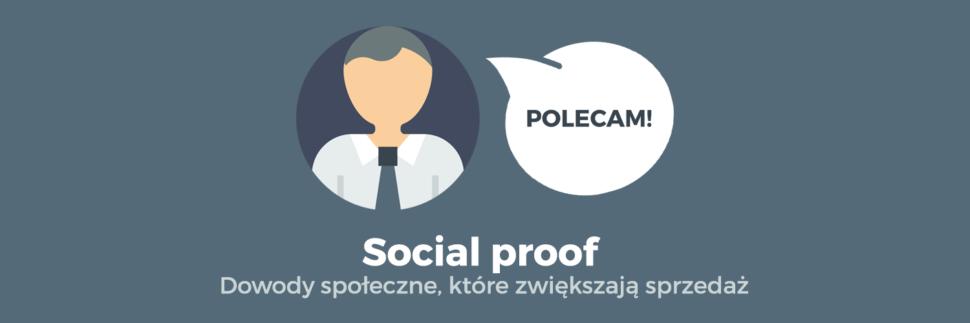 Social proof - dowody społeczne na stronie