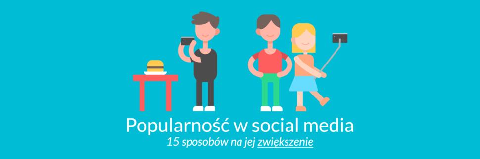 Popularność w social media