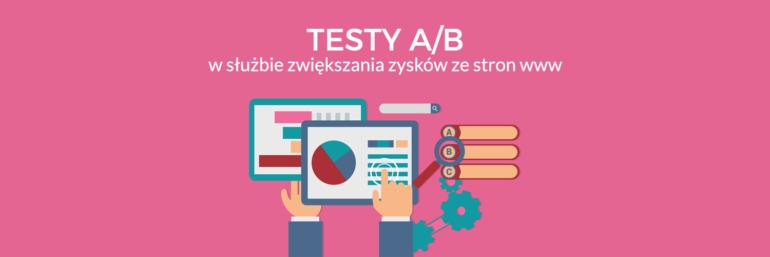 Testy A/B stron internetowych