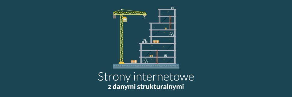 Strony internetowe z danymi strukturalnymi