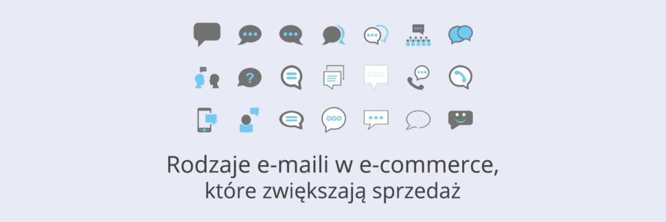 Wiadomości e-mail w e-commerce, które zwiększą sprzedaż