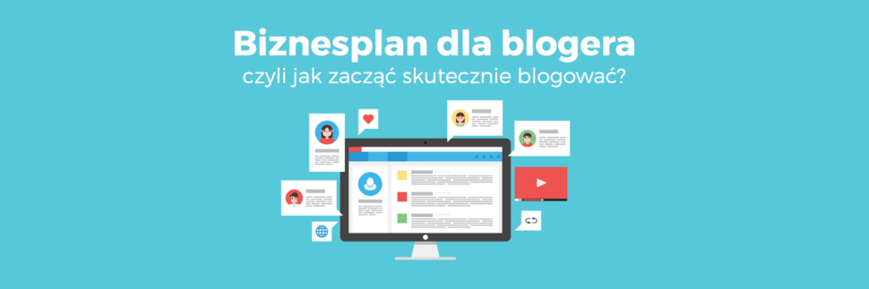Biznesplan dla blogera