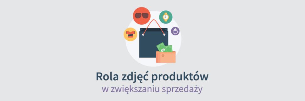 Zdjęcia produktów w sklepie internetowym