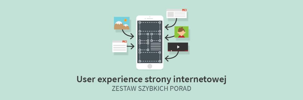 Szybkie porady user experience