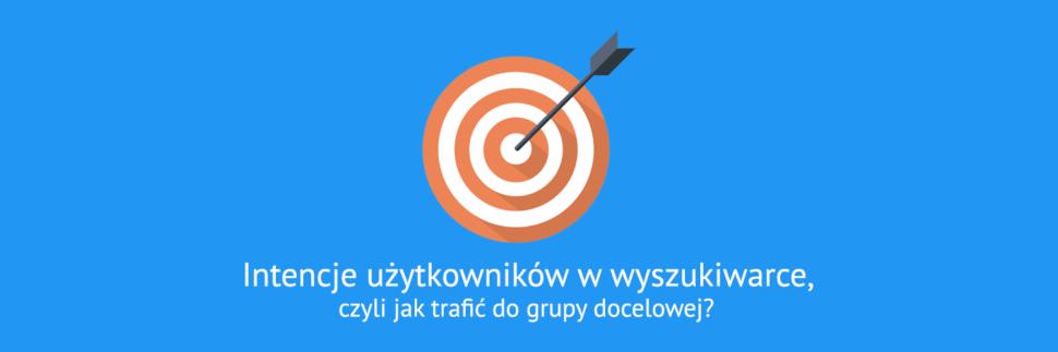Intencje użytkowników w wyszukiwarce