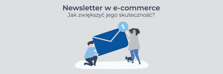 Newsletter w e-commerce