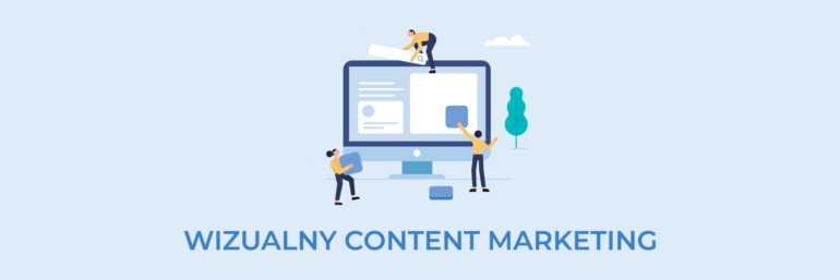 Wizualny content marketing