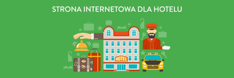 Strona internetowa dla hotelu - jak powinna wyglądać?