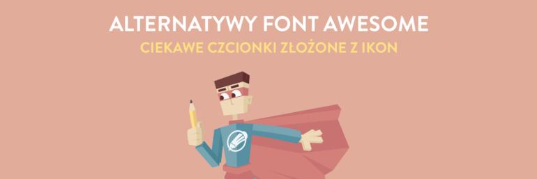 Alternatywy Font Awesome