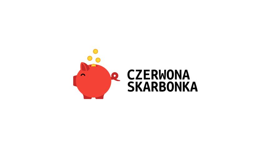 Czerwona Skarbonka logo