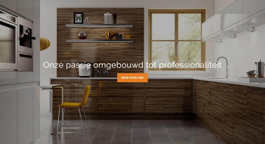 Masterbouw strona internetowa #1