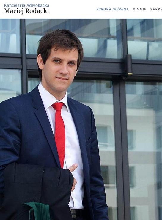 Kancelaria adwokacka Maciej Rodacki