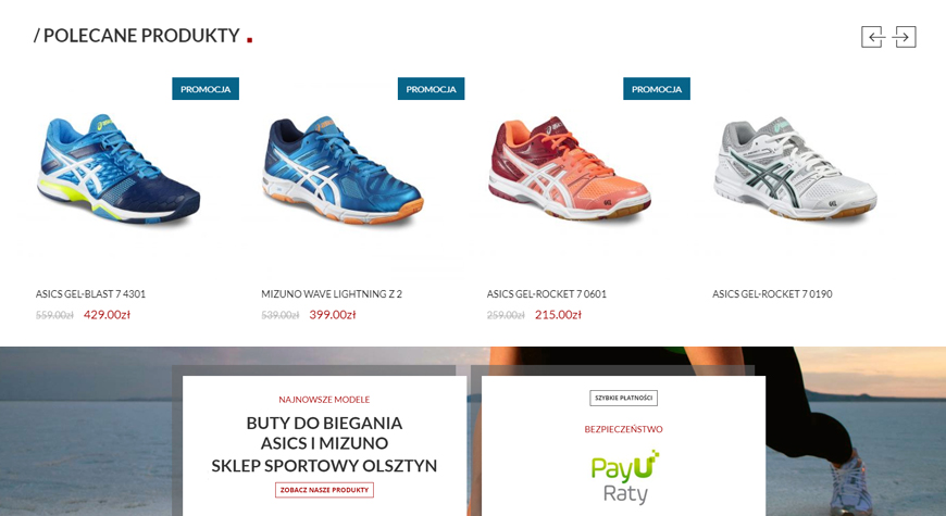Tramp Sport sklep internetowy #2