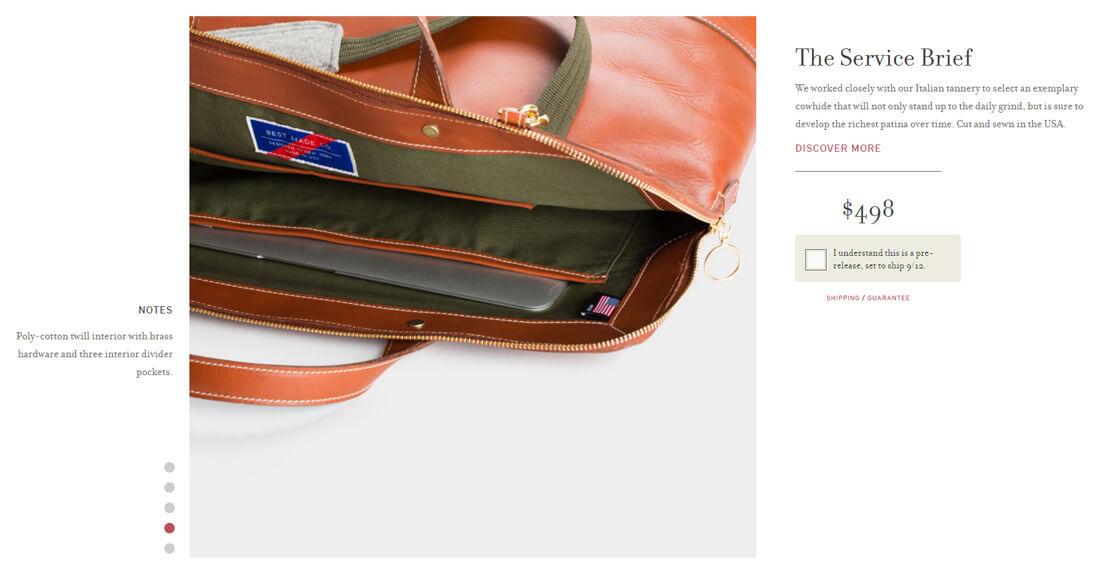 Detale produktu w sklepie online