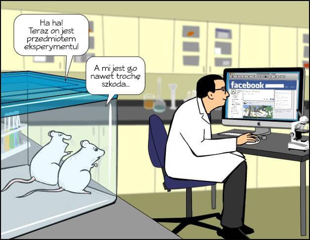 Eksperyment Facebook