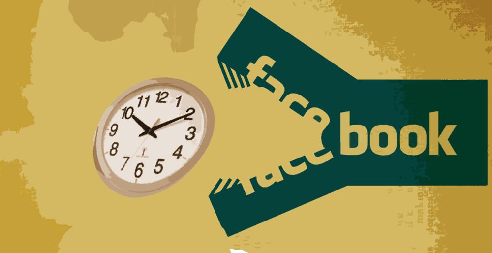 Facebook - pożeracz czasu