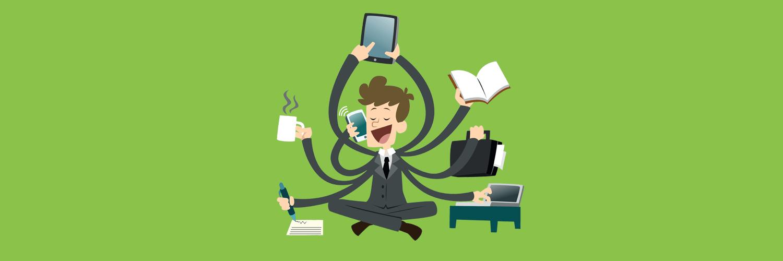 Jak zwiększyć produktywność w czasie pracy