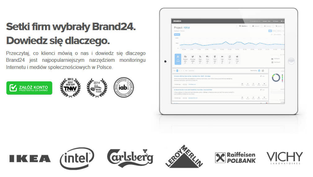 Klienci Brand24