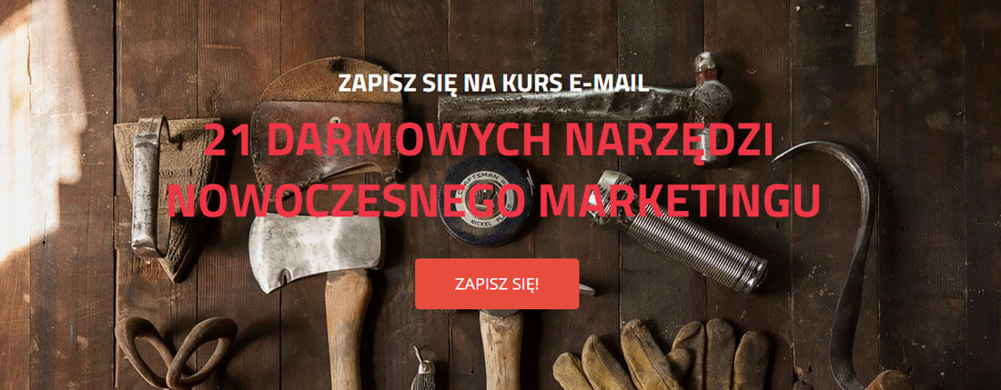 Marketing - kurs e-mailowy