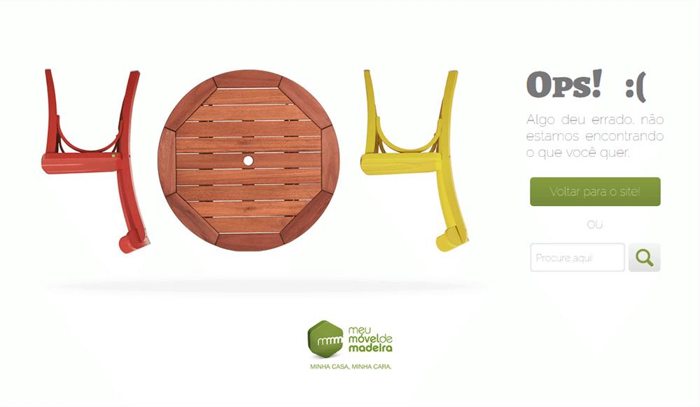 Kreatywna strona błędu 404