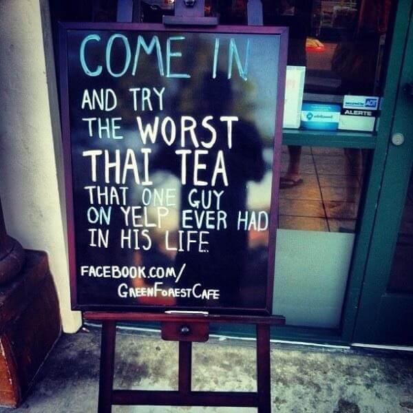 Opinie w sklepie internetowym - marketing negatywnych opinii