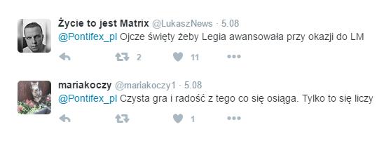 Reagowanie na Twitterze
