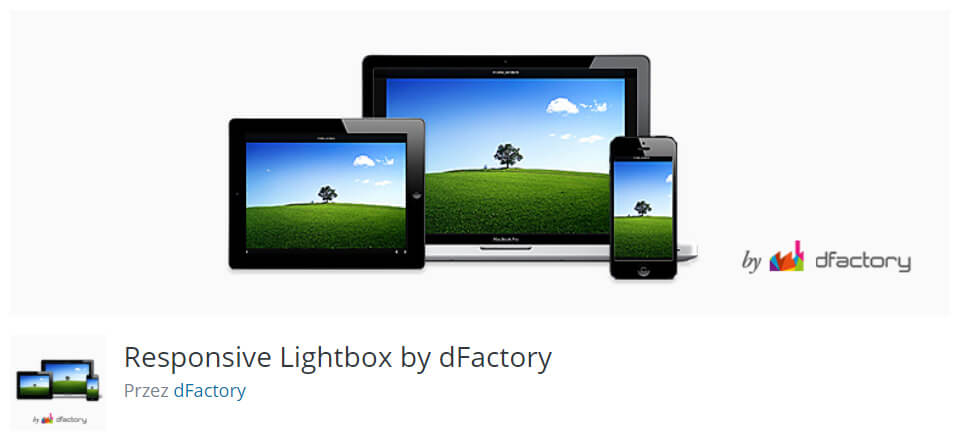 Responsive Lightbox by dFactory