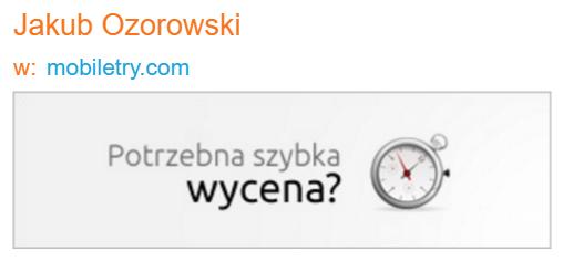Sygnatura e-maila jako szybka wycena projektu