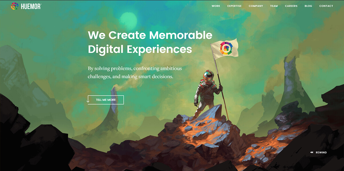 Trendy UI w 2017 roku - storytelling