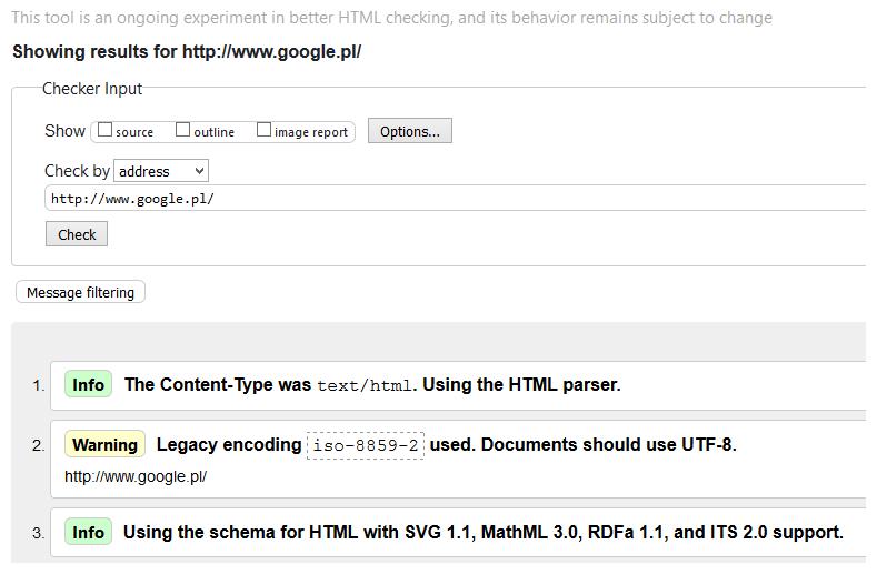 W3C test
