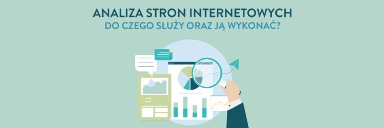 Analiza stron internetowych