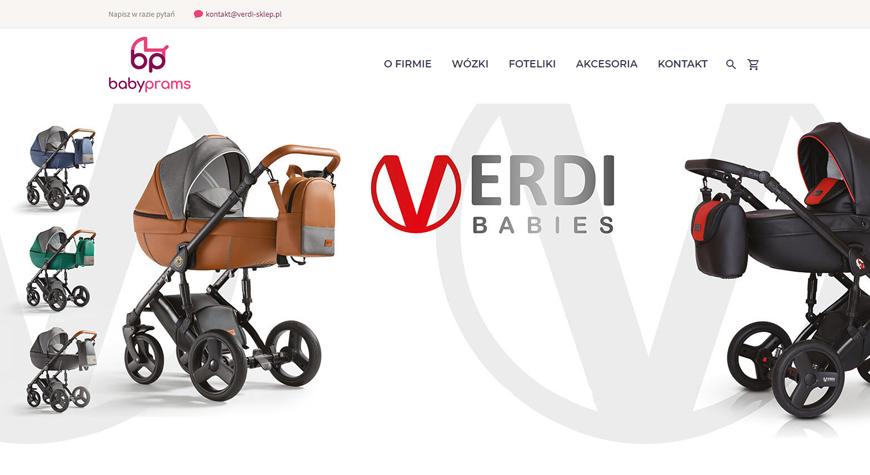 Babyprams sklep internetowy #1