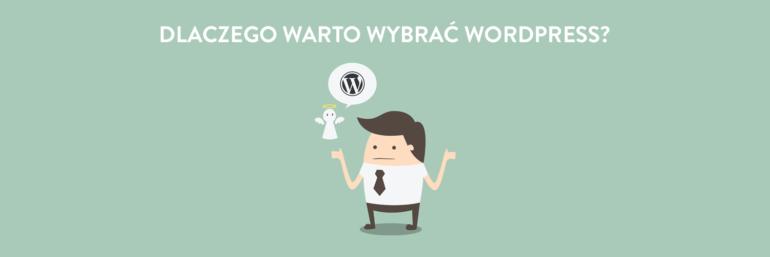 Dlaczego warto wybrać WordPress?